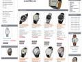 Изработка на онлайн магазин за часовници