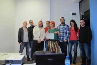 SEO Course with our participation, 2014