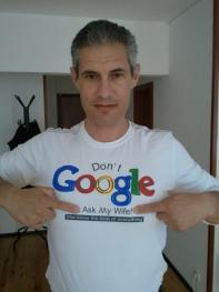 Eduard Dimitrov: Dont google! Ask my wife.