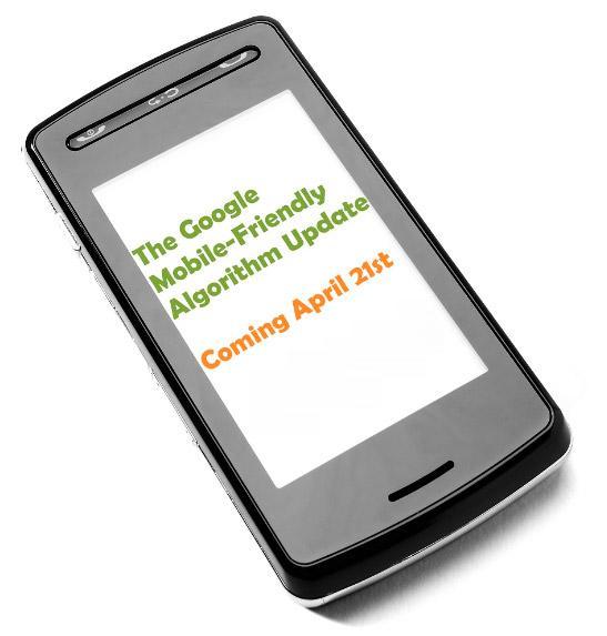новият mobile-friendly алгоритъм на google