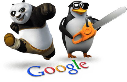 Google's Penguin One And Penguin 2 0 Differences: Web Design